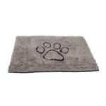 Дерти Дог Доормат. Коврик для собак супервпитывающий, хакки, размер L, 66х89 см