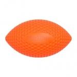 PitchDog. Sportball. Игровой мяч-регби. Оранжевый