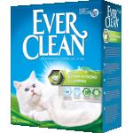 Ever Clean. Extra strong clumping scented. Наполнитель комкующийся c ароматизатором. 6л.