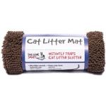 Дерти Дог Доормат. Коврик для кошек супервпитывающий M, 51*79см, бежевый.