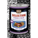 Консервы Solid Natura Selection c ягненком и рисом 0,97 кг