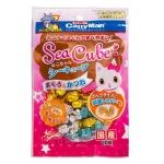 Морские кубики из желтоперого и японского тунца-бонито для кошек. 20 кубиков в упаковке 497655582005