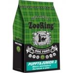 ZOORING Корм для щенков Puppy Junior 3 10кг