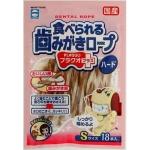 Dental Rope. Веревки для уничтожения запаха из пасти с глобигеном. Для собак. 18шт