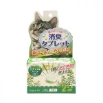 Joypet.  Таблетки для устранения запахов кошачьего туалета. С ароматом луговых трав.