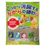 Earth Pet. Наполнитель растительный . Японский чай. 7л