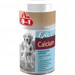 8 in 1. Excel Calcium. Кальциевая добавка. 470шт