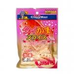 Лакомство для кошек. Тонкая нарезка в виде сашими из мяса краба. 25г.