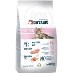 ONTARIO Корм для котят Курица 0,4 кг