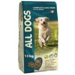 ALL DOGS Корм для собак 13 кг