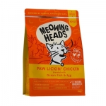 """Barking Heads Корм для взрослых кошек с Курицей и рисом """"Куриное наслаждение"""" 0,45 кг"""