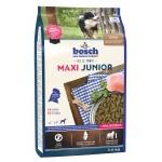Bosch. MAXI JUNIOR. Полнорационный корм для щенков гигантских и крупных пород (весом свыше 25 кг). 3 кг