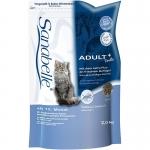Bosch. SANABELLE. ADULT с форелью. Полнорационный корм - рекомендован для кошек домашнего содержания. 2 кг