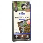 Bosch. SPECIAL LIGHT. Полнорационный корм с пониженным содержанием белка и минеральных веществ. 12,5 кг