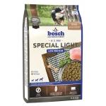 Bosch. SPECIAL LIGHT. Полнорационный корм с пониженным содержанием белка и минеральных веществ. 2,5 кг