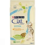 Cat Chow. Для котят. Курица. 1,5 кг