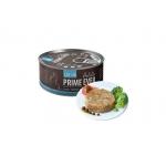 Prime Ever 2.В. Консервы для кошек. Мясо тунца с мясом белой рыбы в желе.0,08кг