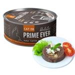 Prime Ever 5.В. Консервы для кошек. Мясо тунца с мясом цыпленка в желе.0,08кг