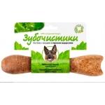 Деревенские Лакомства. Зубочистики с кальцием и морскими водорослями. Для собак более 10 кг.