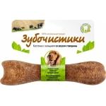 Деревенские Лакомства. Зубочистики со вкусом говядины. Для собак  более 10 кг.