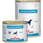 Роял Канин. Консервы для собак. При пищевой аллергии. Hypoallergenic. 0,4 кг