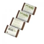 БИОпакеты гигиенические для выгула собак Napkins (4×20шт)