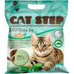 Cat Step Наполнитель Tofu Green 12л