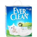 Ever Clean Extra strong clumping scented Наполнитель комкующийся c ароматизатором 10л.