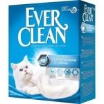 Ever Clean Extra strong clumping unscented Наполнитель комкующийся без ароматизатора 10л