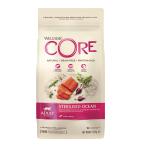 Wellness Core Sterillised для стерилизованных кошек с лососем 1,75кг