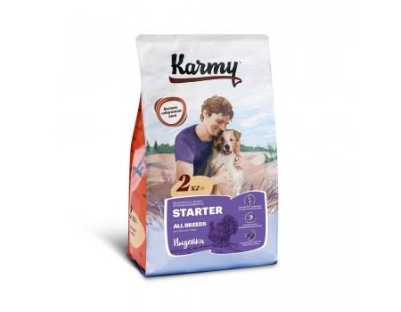 Карми Стартер для  щенков, кормящих и беременных сук с индейкой 2кг