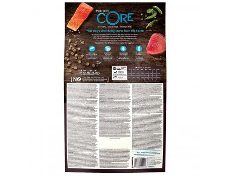 Wellness Core Ocean корм для собак средних и крупных пород с лососем 10кг
