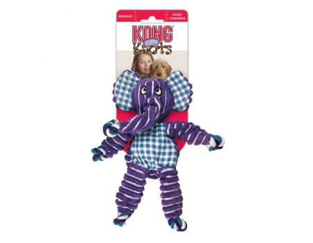Игрушка для собак Kong Floppy Слон