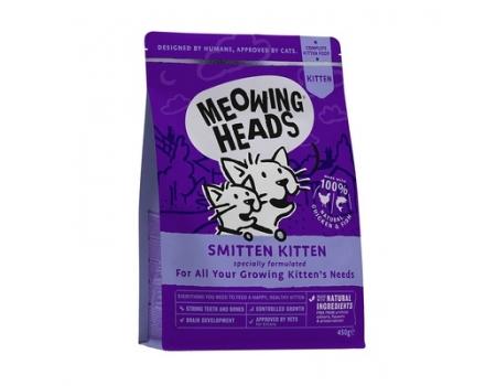 """Barking Heads Корм для Котят с Курицей и рисом """"Восторженный котенок"""" 0,45 кг"""