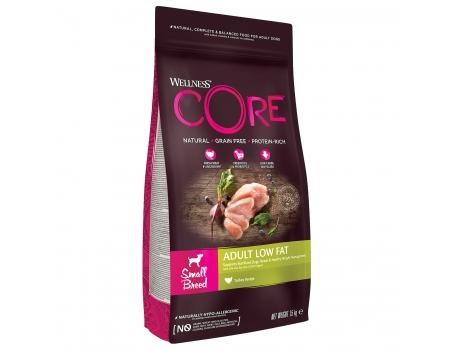 Wellness Core Low Fat корм для собак мелких пород с пониженным содержанием жира 1,5кг