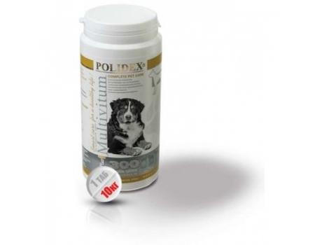 Polidex Multivitum Мультивитамины для собак 300шт