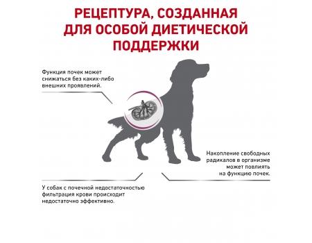 Роял Канин для собак. Лечение заболеваний почек. Royal Canin Renal 2 кг