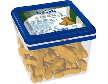 Bosch. BISCUIT Ягнёнок и рис. Лакомство для собак, склонных каллергии. 5 кг
