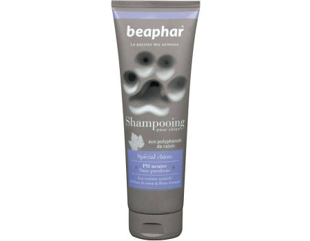Beaphar.  Шампунь для щенков с чувствительной кожей. 250мл.