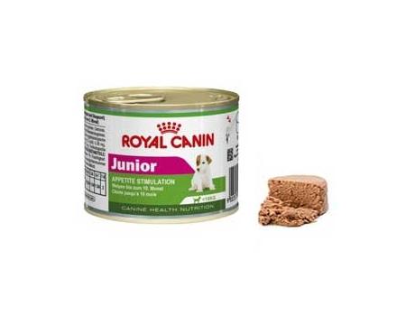 Роял Канин Junior  Паштет мусс для щенков до 10 месяцев 0,195кг